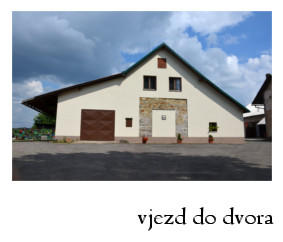 vjezd do dvora